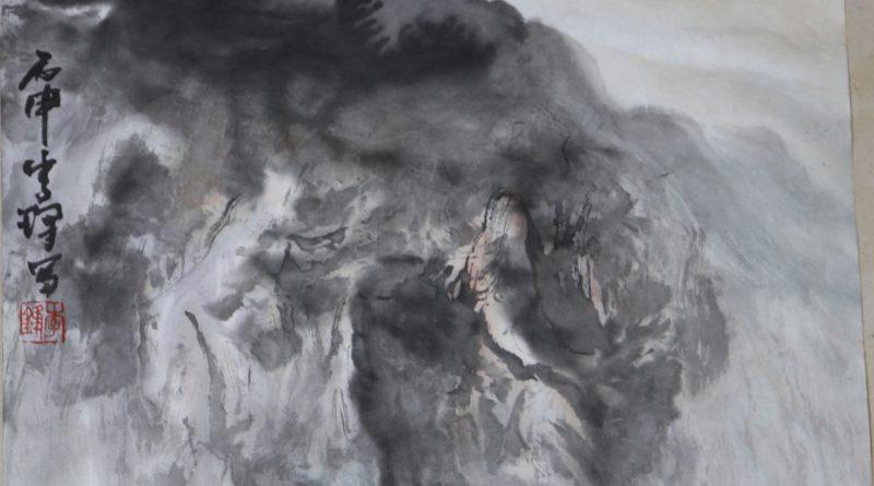 写意山水-作品3